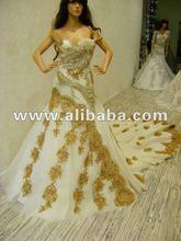 Wedding Dress Evening Dress Caftan