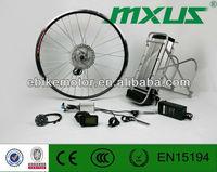 MXUS 700c bicycle engine kit,brushless hub motor kit