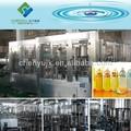 automática de botellas de pet industrial de la máquina de jugo