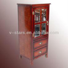 LH-VS0001 Wooden new model furniture living room wardrobe