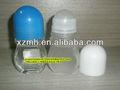 50ml givrén'importe rouleau- sur bouteille de parfum en verre avec bouchon en plastique pour l'huile essentielle