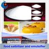 white powder sodium alginate food chemical 9005-38-3