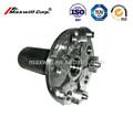 Certificación ts16949 fabricación mecanizado& forjado cubo de la rueda