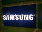 Customized epoxy frontlit LED shop signage