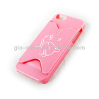 2013 best quality hot selling silk screen printing PC mobile phone case