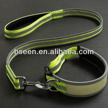 Hot sale!!!nylon dog collar and leash