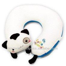 U-shaped plush Neck pillow, Travel pillow, Car pillow