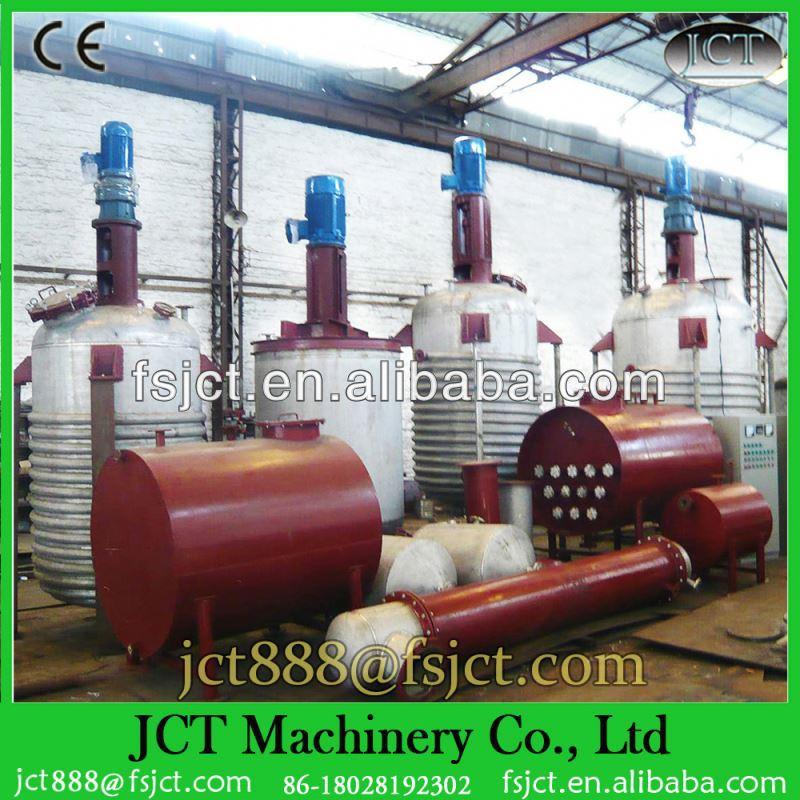 Machine for producing bond glue