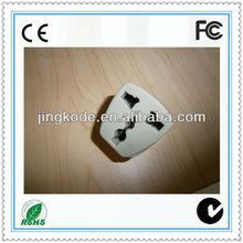 universal wall mount UK plug adapter US to UK plug adapter