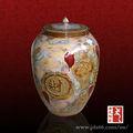 antiguo larga historia jarras y jarrones decorativos