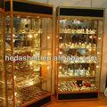 Pantalla jewelri furnitur, jewelri diseño de la tienda, joyería de venta caliente equipo de tienda
