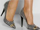 New Arrival Women Shoe Brand 2014 Steel Pointed Closed-toe Rhinestone Diamond Pumps Women Shoes Ladies High Heel Shoes
