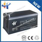 Good quality 12v 200ah deep cycle solar batteries