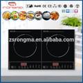 Sensor de toque de controle da bobina de cobre 2 queimadores fogão rm-d18
