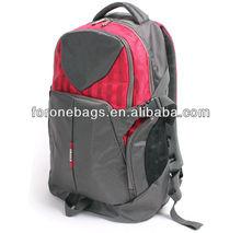 420D nylon trendy backpacks bag convertible backpack