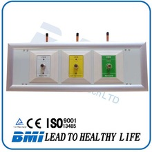 Wall mounted Hospital Bed Head Trunking Systems for operating room with nurse call system