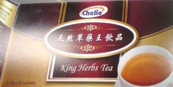 King Herbs Tea