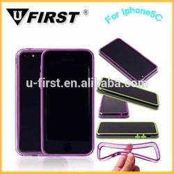 Plastic bumper case for iphone 5c ,mobile phone case,for apple iphone 5c case