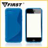 Multi Colors TPU S Line Case for iphone 5c case