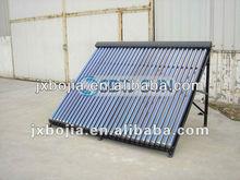 2013 hot sell black nickel coating solar collector