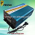 300 w intelligente sinusoïdale pure wave power inverter combiné avec chargeur de batterie et contrôleur de charge solaire