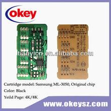 Para Samsung ML-3050 viruta del cartucho de tóner