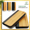 Top quality leather for wooden iphone 5s case wholesale
