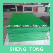 black hdpe sheet 50mm thickness