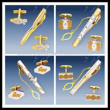 Promotional Custom Tie Cufflink Gift Set