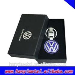 Customized made vw keychain,Promotional vw key chain