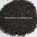 la densidad de polvo granulado de cáscara de coco carbón activado