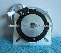 Rolling door roller shutter safety brake