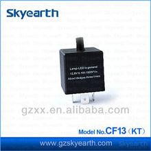 12v flasher relay CF13-B led flasher solve turn signal problems