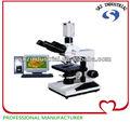 digital binocular microscopio biológico