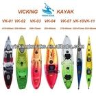 kayaks wholesale sit on top fishing kayaks canoe manufactuer from Vicking