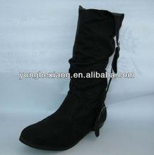 Fashion women platform boots shoes