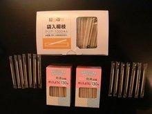 wooden plastic dental toothpicks