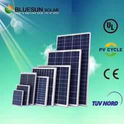 china competitive price mitsubishi solar panels with tuv