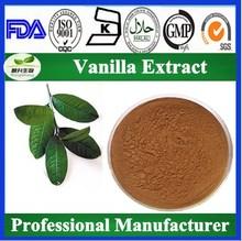 GMP Factory Supply Natural Vanilla Extract