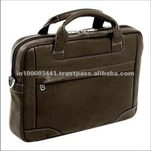 Leather Briefcase for Tablet PC Laptops