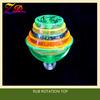 spin led flashing top toys
