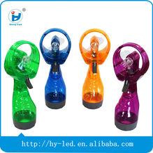 2014 Hot sell Mini water fan, mini spray water fan ,protable cooling fan