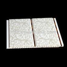 High quality Interior decoration PVC paneling