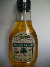 terra orgânica agave xarope