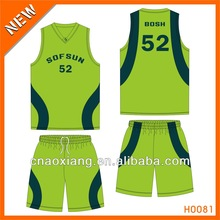 wholesales new style basketball wear