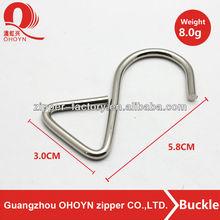 Especial metal buckle Lead free nickel free zinc alloy buckle wholesale buckle in guangzhou