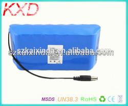 power tool dewalt 18v battery 6000mah or 6600mah