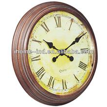 Brass Fashion Antique Wall Clock