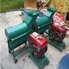 Diesel engine corn thresher/corn sheller