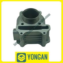 Yongan motorcycle cylinder GY6 60 engine parts cylinder block manufacturer